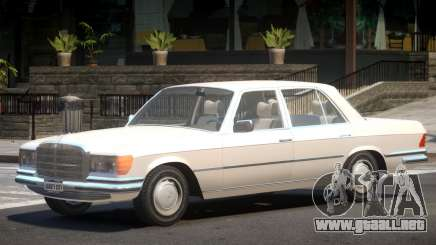 Mercedes Benz W116 para GTA 4