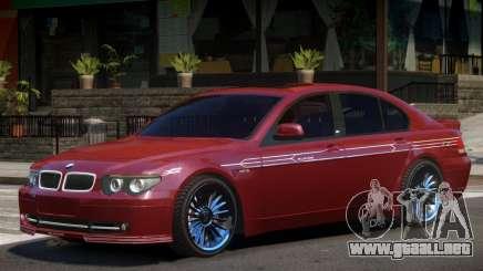 BMW Alpina B7 V1 para GTA 4