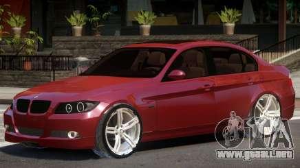 BMW 330i V1 para GTA 4