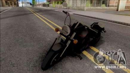 Kawasaki VN900 Custom para GTA San Andreas