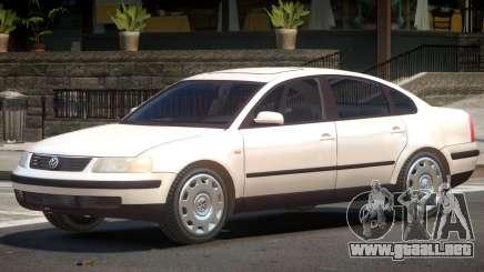 Volkswagen Passat B5 V1 para GTA 4