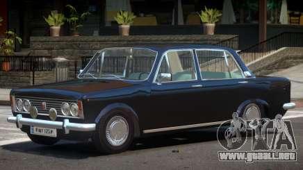Fiat 125 Stock para GTA 4
