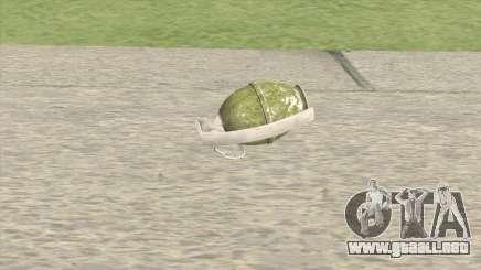 Hand Grenade (RE2 Remake) para GTA San Andreas