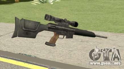 Combat Sniper GTA IV para GTA San Andreas
