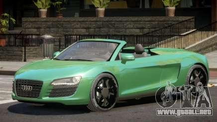 Audi R8 Sport V1 para GTA 4