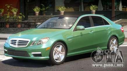 Mercedes E63 Y10 para GTA 4
