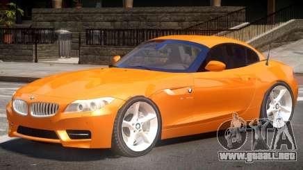 BMW Z4 Y11 para GTA 4