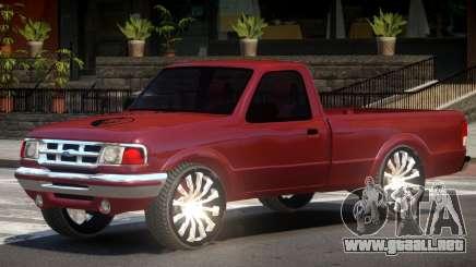 Ford Ranger V1.0 para GTA 4