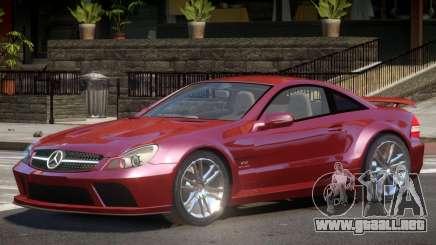 Mercedes-Benz SL65 AMG BS para GTA 4