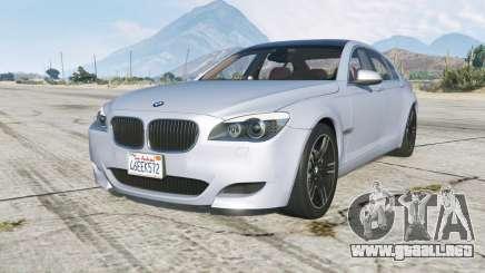 BMW 750Li (F02) 2009 para GTA 5