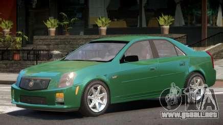 Cadillac CTS-V Tuned para GTA 4