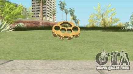 Knuckle Dusters (The Hustler) GTA V para GTA San Andreas