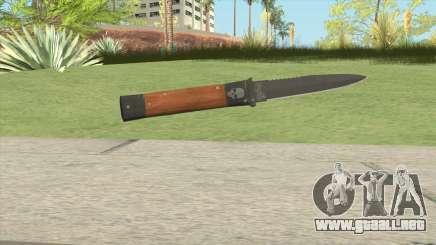 Edinburgh Switchblade (Bodyguard) V1 GTA V para GTA San Andreas