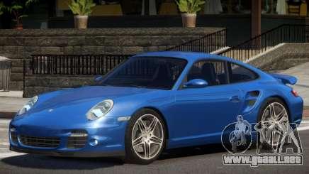 Porsche 911 Turbo V1.2 EPM para GTA 4