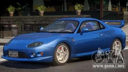 Mitsubishi FTO V1 para GTA 4