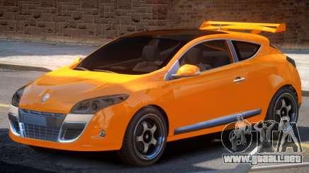 Renault Megane ST Tuned para GTA 4