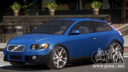 Volvo C30 V1.2 para GTA 4