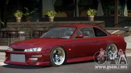 Nissan 240SX GT para GTA 4