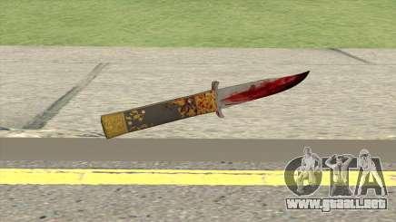 Edinburgh Switchblade (VIP) V3 GTA V para GTA San Andreas