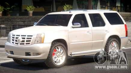 Cadillac Escalade 1.0 para GTA 4