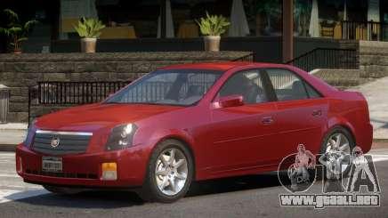 Cadillac CTS Stock para GTA 4