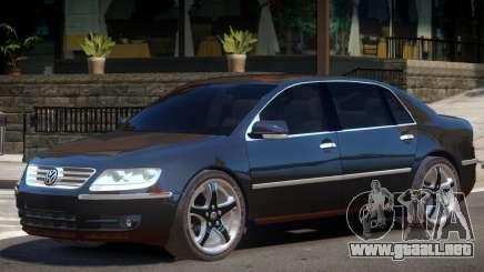 Volkswagen Pheaton V1 para GTA 4