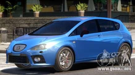 Seat Leon V1.1 para GTA 4