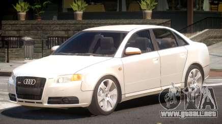 Audi S4 Upd para GTA 4