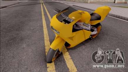 NRG-500 Civilian para GTA San Andreas