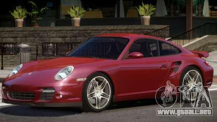 Porsche 911 Tuned  V1.1 para GTA 4