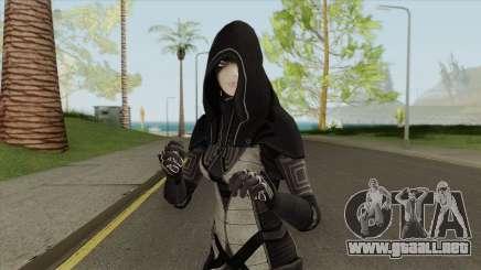 Kasumi (Mass Effect) para GTA San Andreas