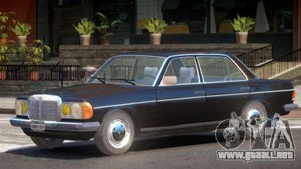 1976 Mercedes 230E para GTA 4
