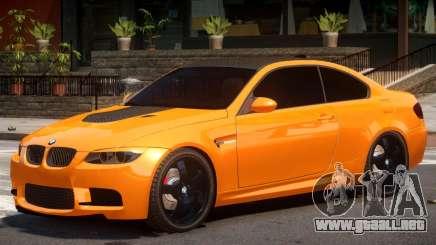 BMW M3 E92 V1.0 para GTA 4
