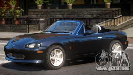 Mazda MX5 Miata V1.0 para GTA 4