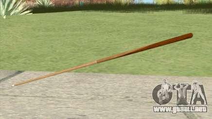 Pool Cue GTA IV para GTA San Andreas
