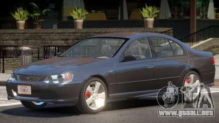 Ford Falcon V1.1 para GTA 4