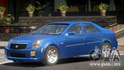 Cadillac CTS Sedan para GTA 4