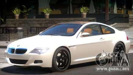 BMW M6 Y12 para GTA 4