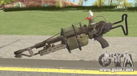Flamethrower (RE2 Remake) para GTA San Andreas