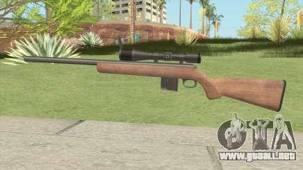 Sniper Rifle GTA IV para GTA San Andreas