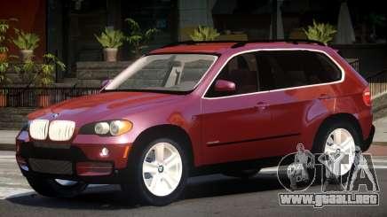 BMW X5 E70 Stock para GTA 4