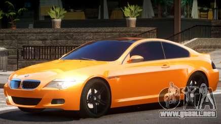 BMW M6 V1.3 para GTA 4