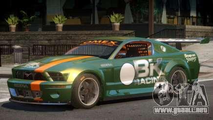 Ford Mustang GT-R V1 PJ1 para GTA 4