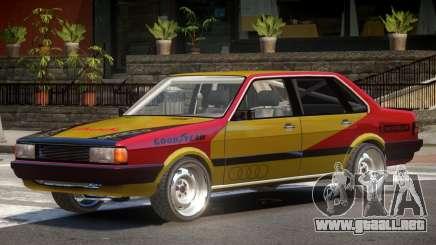 Audi 80 V1 PJ para GTA 4