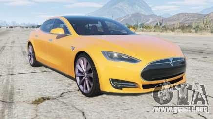 Tesla Model S 2012 para GTA 5