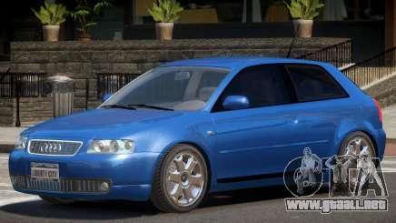 Audi S3 ST para GTA 4