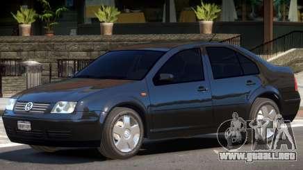 Volkswagen Bora V1.0 para GTA 4