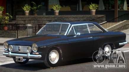 Renault Torino para GTA 4