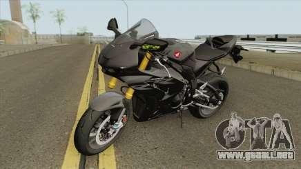 Honda CBR1000RR-R 2020 Black para GTA San Andreas