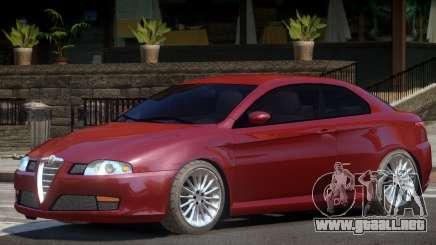 Alfa Romeo GT V1 para GTA 4